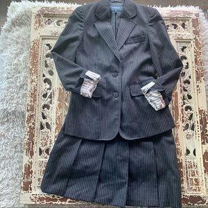 Burberry London Skirt Suit